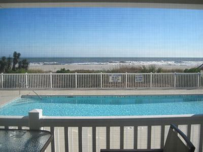 Photo for Direct Oceanfront - Shore Dr. -2 BR 2 Ba  Great Location