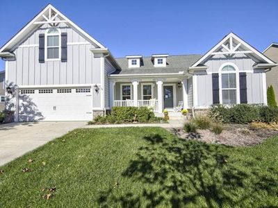 Beautiful Family Friendly Home-4 BR + Private office + Loft Sleeps 12