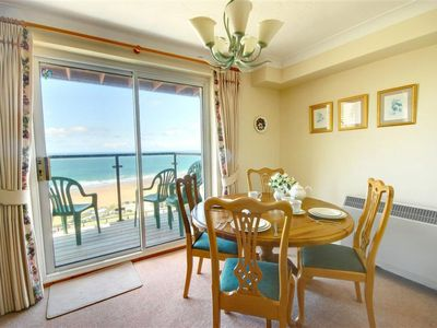Photo for Georgeham Apartment, Sleeps 4 with Pool and WiFi