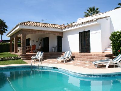 Photo for 3BR Bungalow Vacation Rental in Mijas Costa, Malaga