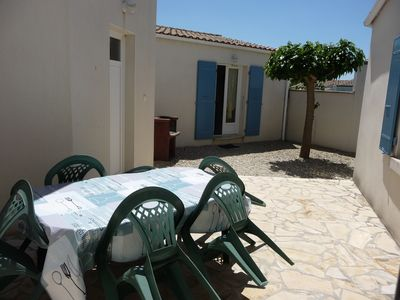 Photo for house 7 pers. 600 m from the beach wifi