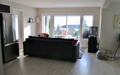 Photo for New! Modern, Ocean View, 2-bedroom Suite - Sechelt, Bc