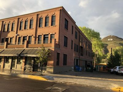 Photo for Modern condo located in the heart of downtown Salida!  Adjacent to Arkansas River Boat Ramp.