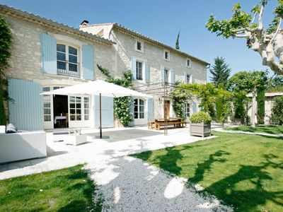 Photo for 12BR Farmhouse Vacation Rental in Saint Remy De Provence, Provence