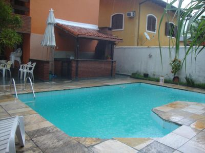 Photo for 4BR House Vacation Rental in guarujá, São Paulo