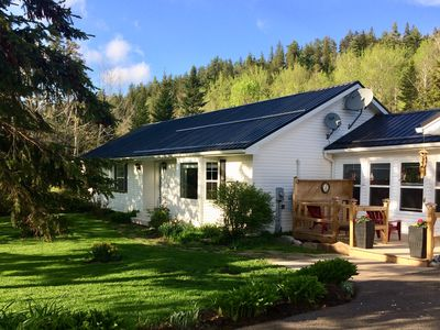 Photo for 2 Bedroom Basement Apartment ~ In Rosevale NB, close to Bay of Fundy.