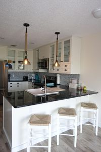 Photo for MONTAUK CONDO RENOVATED 1 BEDROOM WATERFRONT ON FORT POND BAY