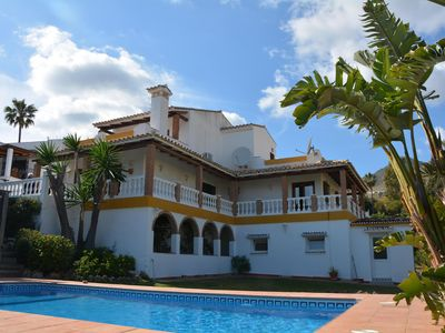 Photo for Detached 4 bed villa, 3 bathrooms, private pool, secluded, private gardens