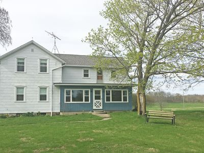 Photo for Farmhouse outside of Elkhart Lake - close to Road America and golf.