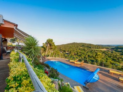 Photo for Vacation home La Garoina in Begur - 8 persons, 4 bedrooms