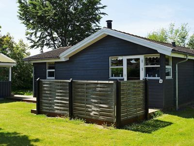Photo for Mesmerising Holiday Home in Hesselager with Terrace