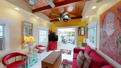 Photo for Cozy condo with free WiFi & fantastic location in central Key West