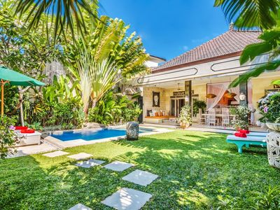 Photo for Private Cozy 3BR Villa In Seminyak