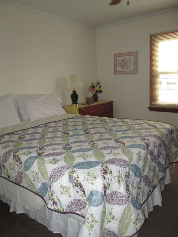 Save $$$ with 3 private bedrooms
