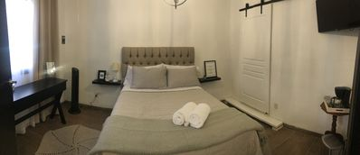 Photo for Historic downtown private independent room with full washroom