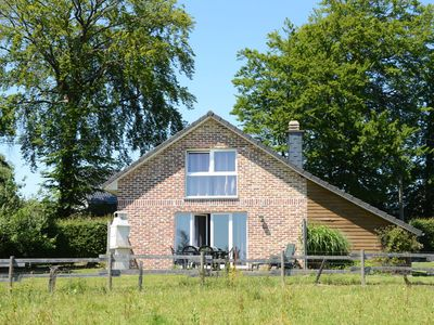 Photo for Beautiful holiday home located at the edge of a nature reserve