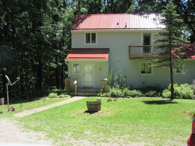 Photo for Wooded Get Away Where Memories Are Made That Comfortably Sleeps 8
