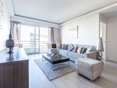 Photo for Vaneau - 2 Bedrooms Cannes Palm Beach