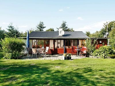 Photo for Attractive Holiday Home in Vinderup Jutland with Lawn