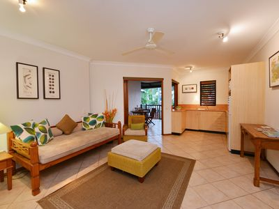 Photo for Balinese Style Apartment- Walking distance to all Port has to offer.
