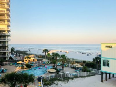 Photo for Beautiful Gulf-Side Condo In The Heart Of Orange Beach