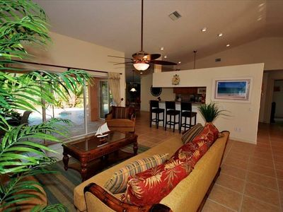 Photo for Sun, Privacy and Spacious Elegance in Cape Haze Villa!