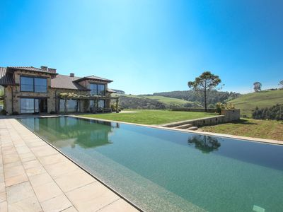 Photo for Villa Bahia, the height of luxury in Cantabria