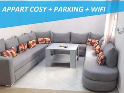 Photo for APARTMENT COZY + PARKING + WIFI