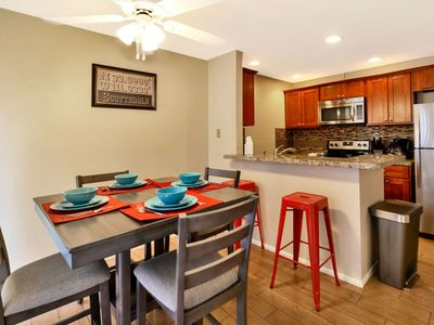 Photo for New Listing! Dog Friendly, Pool, Spa & Tennis Court, Near Old Town Scottsdale's Dining & Shopping!