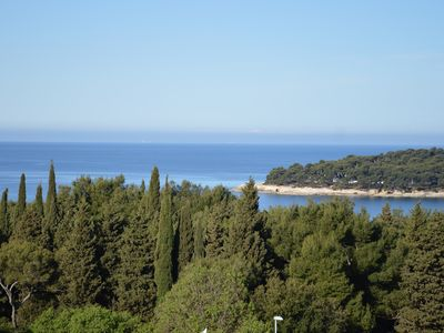 Photo for Bright apartment 50m. the blue sea of Croatia-Flat just 50 m. sea front