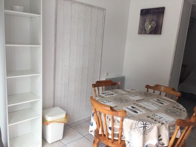 Photo for Gite for 2/4 people, a double room, a mezzanine bedroom, patio