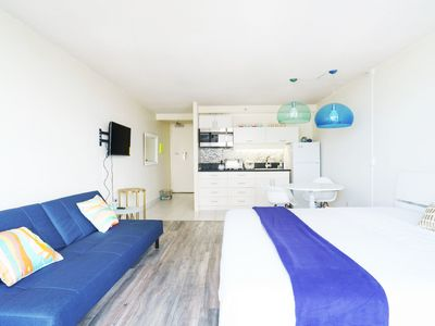 Photo for Center of Waikiki Renovated Ocean View Condo(MS03)