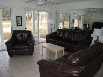 Photo for Full Kitchen, 2 Bedrooms, 2 Bathrooms, Golf Resort, Close to Beach in Calabash, NC(2302)