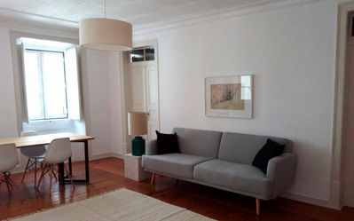 Photo for NEW! Vintage Apartment near Chiado