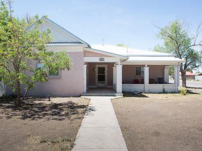 Photo for Coach's House, 3 BR/2 BA, Historic Adobe Home in Marfa