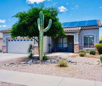 Photo for Awesome Mesa Gated 1 Story Home   Golf, Hike, Bike, Spring Training,