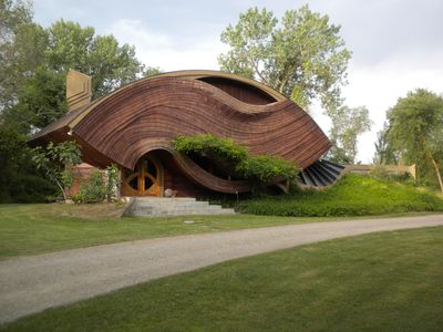Photo for Organic Architecture, Center of California, on Collins Creek