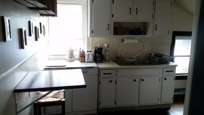 Photo for Charming West Asheville Apartment
