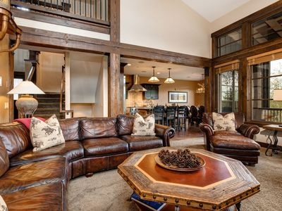 Photo for Ski In/Ski Out in Silver Star Village, Private Hot Tub | Abode at Silver Star
