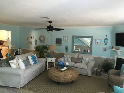 Photo for Fully Renovated 3 Bedroom/2.5 Bath Townhouse 2 Blocks From Beach