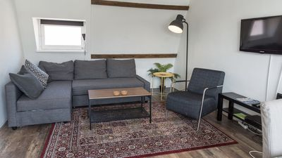 Photo for Rooftop studio with 2 bedrooms close to Vondelpark