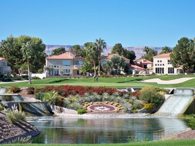 Photo for LUXURIOUS UPGRADED 2 BDRM GOLF COURSE CONDO in Gated Country Club Community!