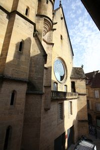 Photo for Le Sainte Marie: 2 people, localised in the heart of the medieval city, beatiful view