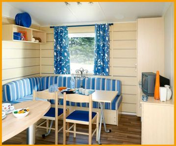 Photo for Mobile home Soulac sur mer - Mobile home rents on the coast