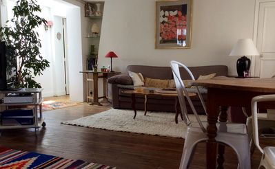 LOUVRE/ PALAIS-ROYAL, 2/3 BR apartment, charming, spacious and ideally located
