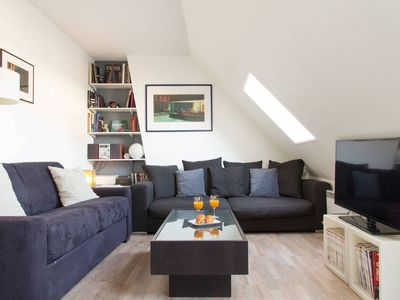 Photo for Modern 1BR By Marais -Sacre Coeur And Paris View