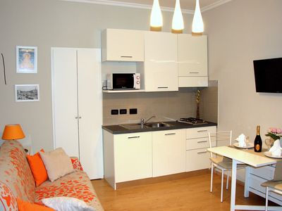 Photo for Turin White Classic Apartment
