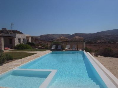 Photo for Holiday house Paros for 4 - 10 persons with 4 bedrooms - Holiday house