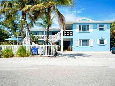 Photo for Charming Beachside 2BR/1BA with a Shared Heated Pool, With Easy Beach Access
