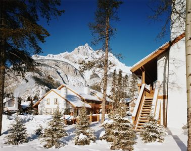 Photo for Banff Rocky Mountain Resort 2 bedroom 2 bathroom <=6 people nights for Feb 10-14